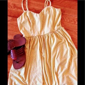 Summer dress, spaghetti straps with pockets!